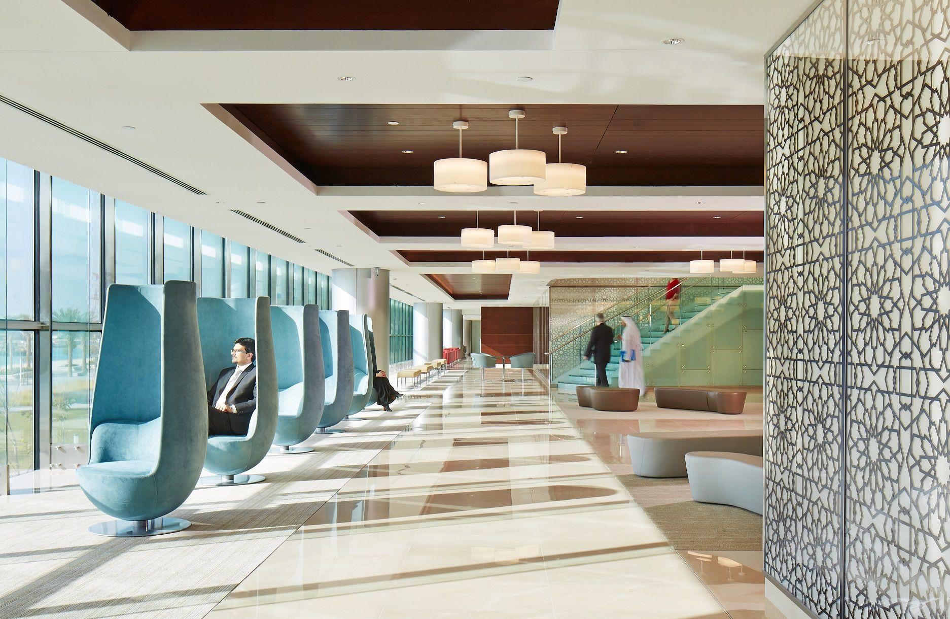 Cleveland Clinic Abu Dhabi Hospital HDR Inc