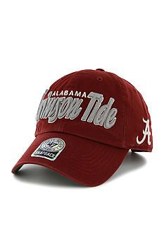 47 Brand Alabama Crimson Tide Hat  belk  Alabama  collegiate  b4d55ac12571