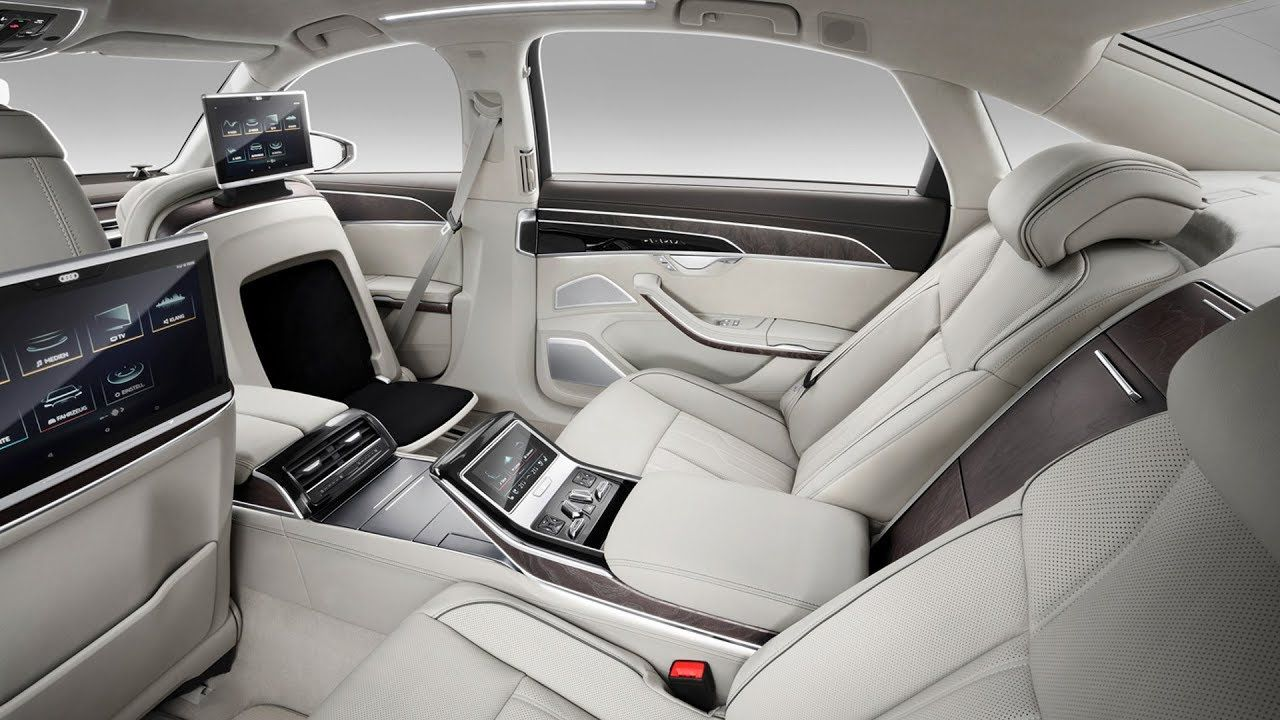 Audi A8 L Interior In 2020 Audi A8 Audi Black Audi
