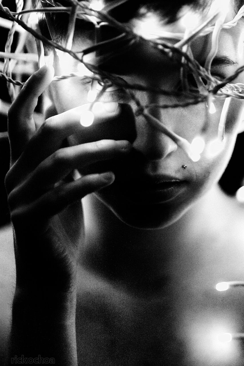 ☾ Midnight Dreams ☽ dreamy & dramatic black and white photography ...