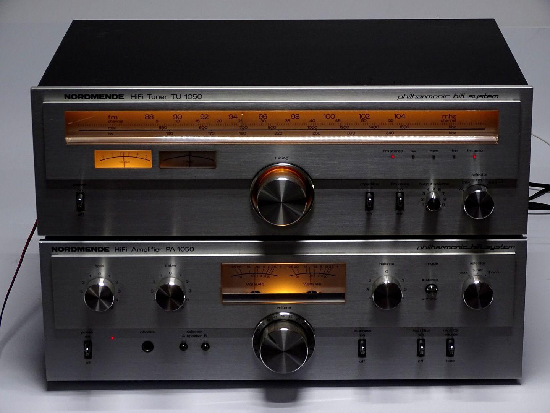 Nordmende Tu1050 Pa1050 Zestaw Licytacja Bcm 7291845566 Oficjalne Archiwum Allegro Hifi Audio Integrated Amplifier