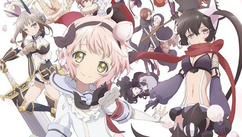 Mahou shoujo ikusei keikaku episode 2 anime hermanas