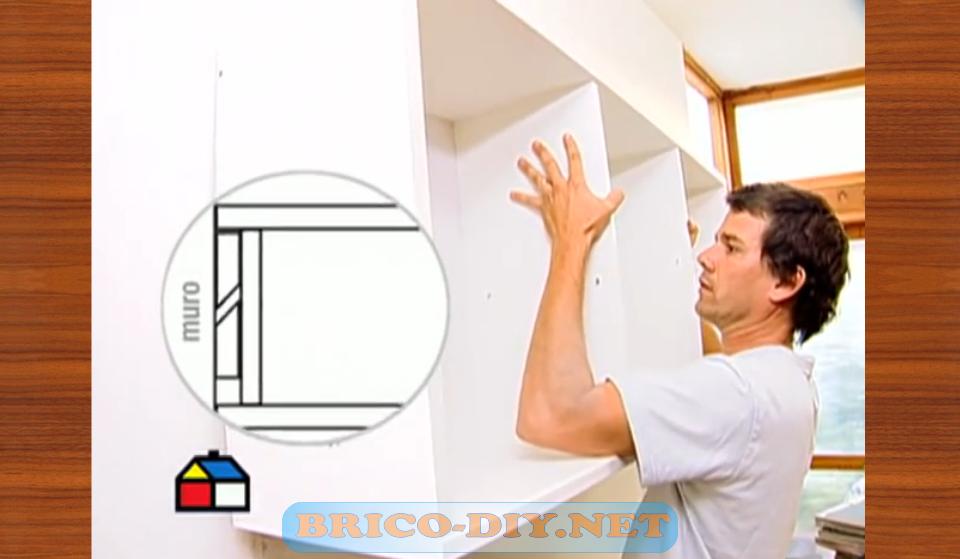 Muebles De Cocina Detalle Para Instalar Cajones Correctamente Web Del Bricolaje Diseno Diy Muebles Muebles De Cocina Muebles Aereos De Cocina