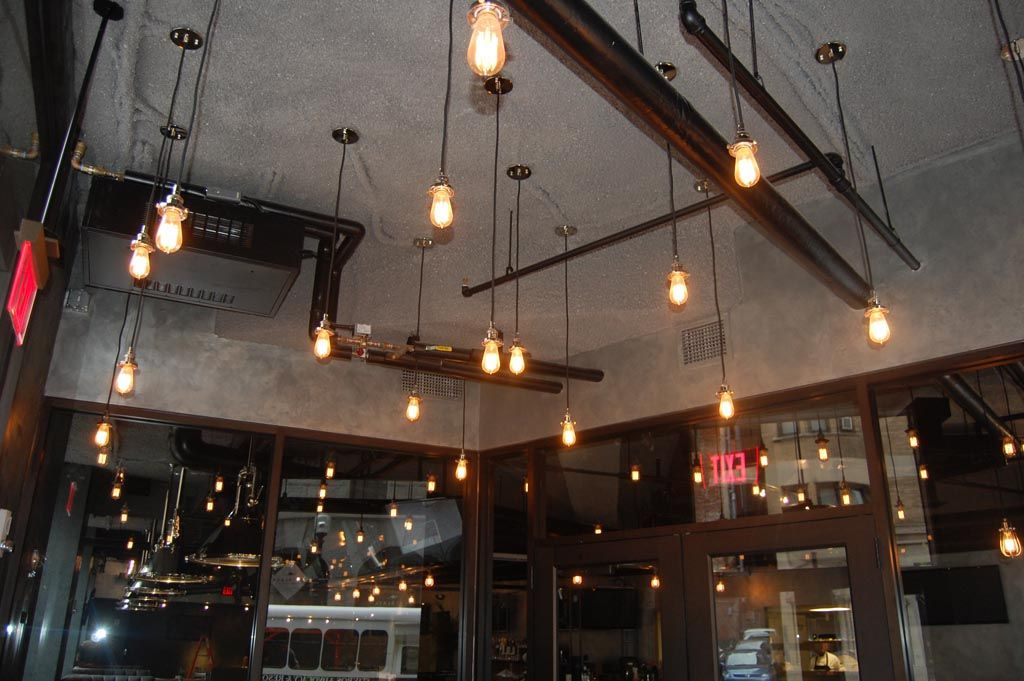 Sports Bar Light Fixtures