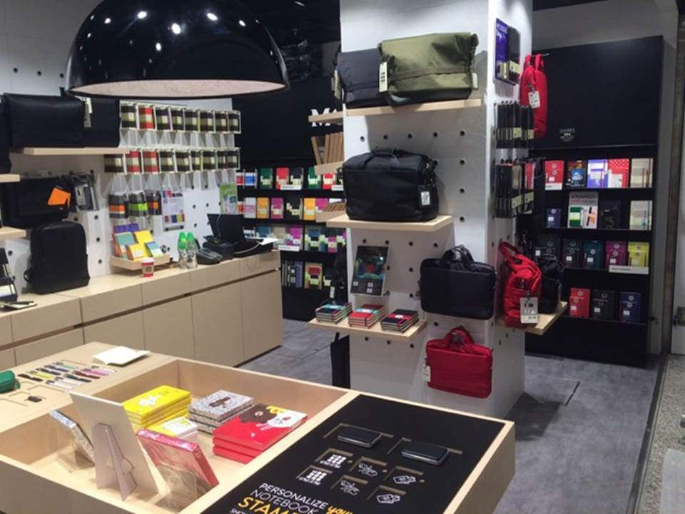 a7dc618bb1 Moleskine Store I Hong Kong International Airport | Hong Kong International  Airport Terminal 1 Check-in Area 7 am - 11 pm