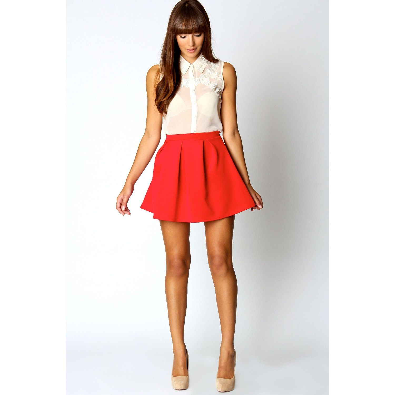 outfit met skater skirt - Google zoeken | eurovision | Pinterest ...