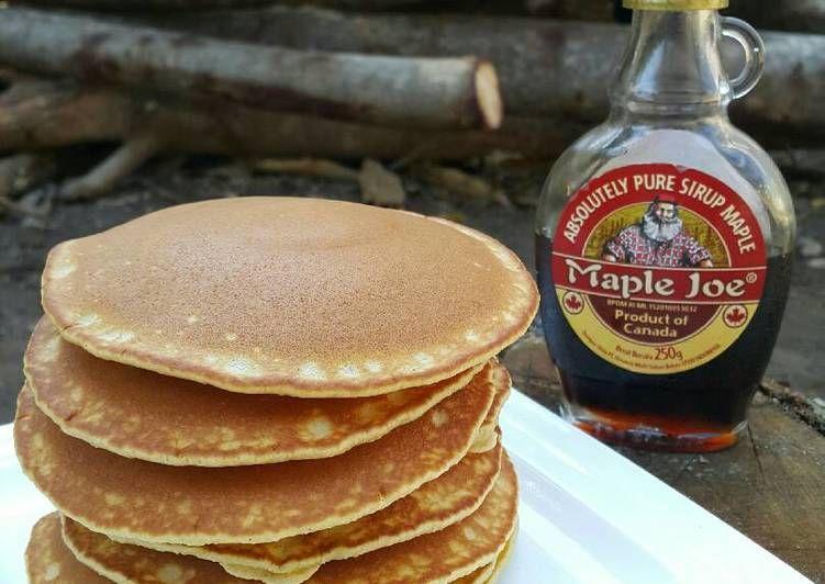 Resep Pancake Oleh Xander S Kitchen Resep Resep Cemilan Makanan