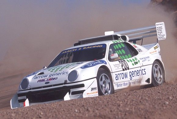 Ford Rs200 Pikes Peak