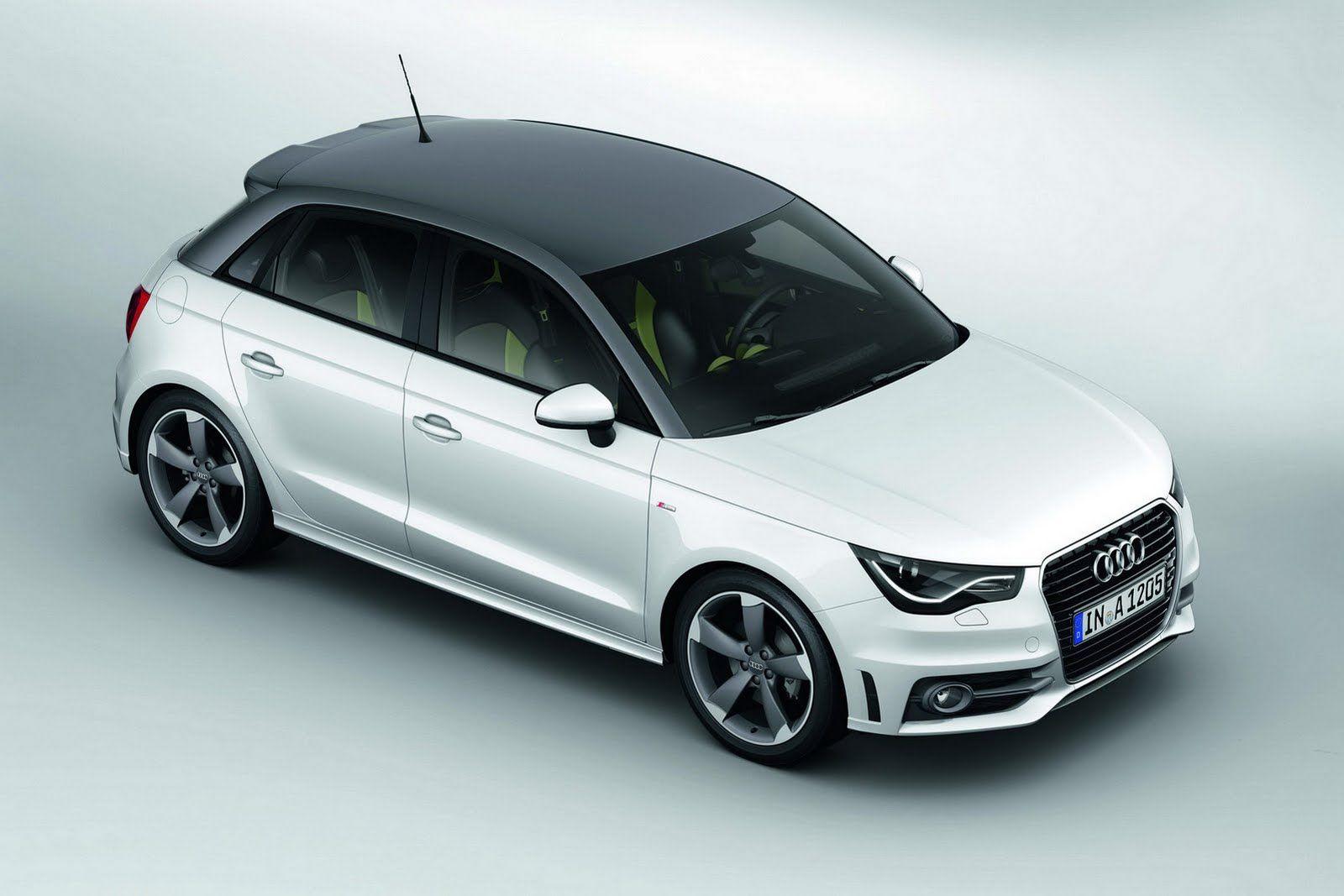Audi A1 Blanc Audi A1 Sportback Audi A1 Audi A1 White