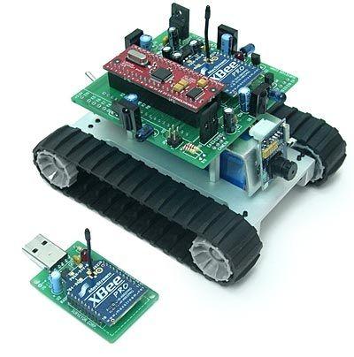Robotics Projects www.botbrain.com ---- Looking for FUN new XBEE ...