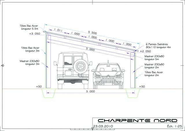 Construction Garage Parpaing Plan Basement Decor Garage Construction