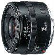 Photo of Canon wide angle lense