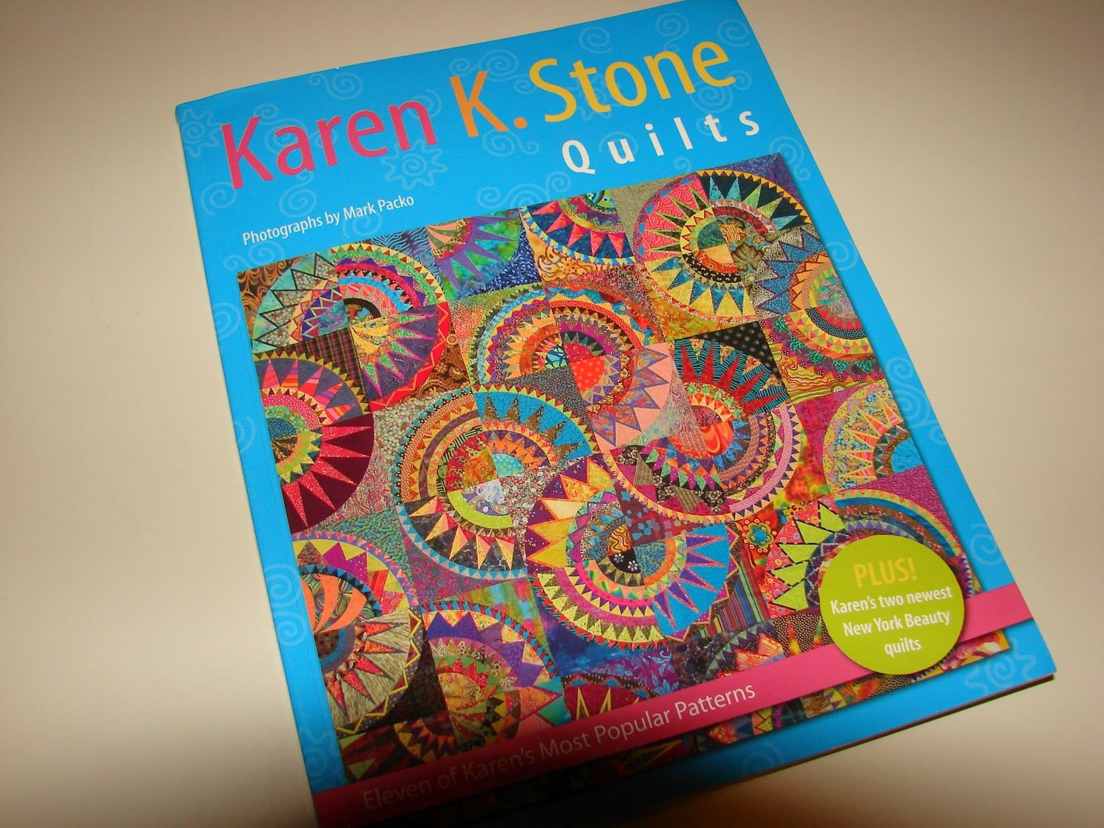 Quilt Vine: Look What the Mailman Brought