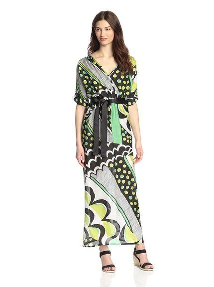 Melissa Masse Women's Pocket Detail Dress,