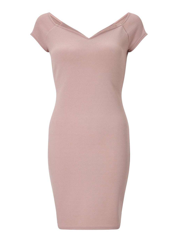 Cuello pico y ajustado, de Miss Selfridge (18 €) | Vestidos de ...