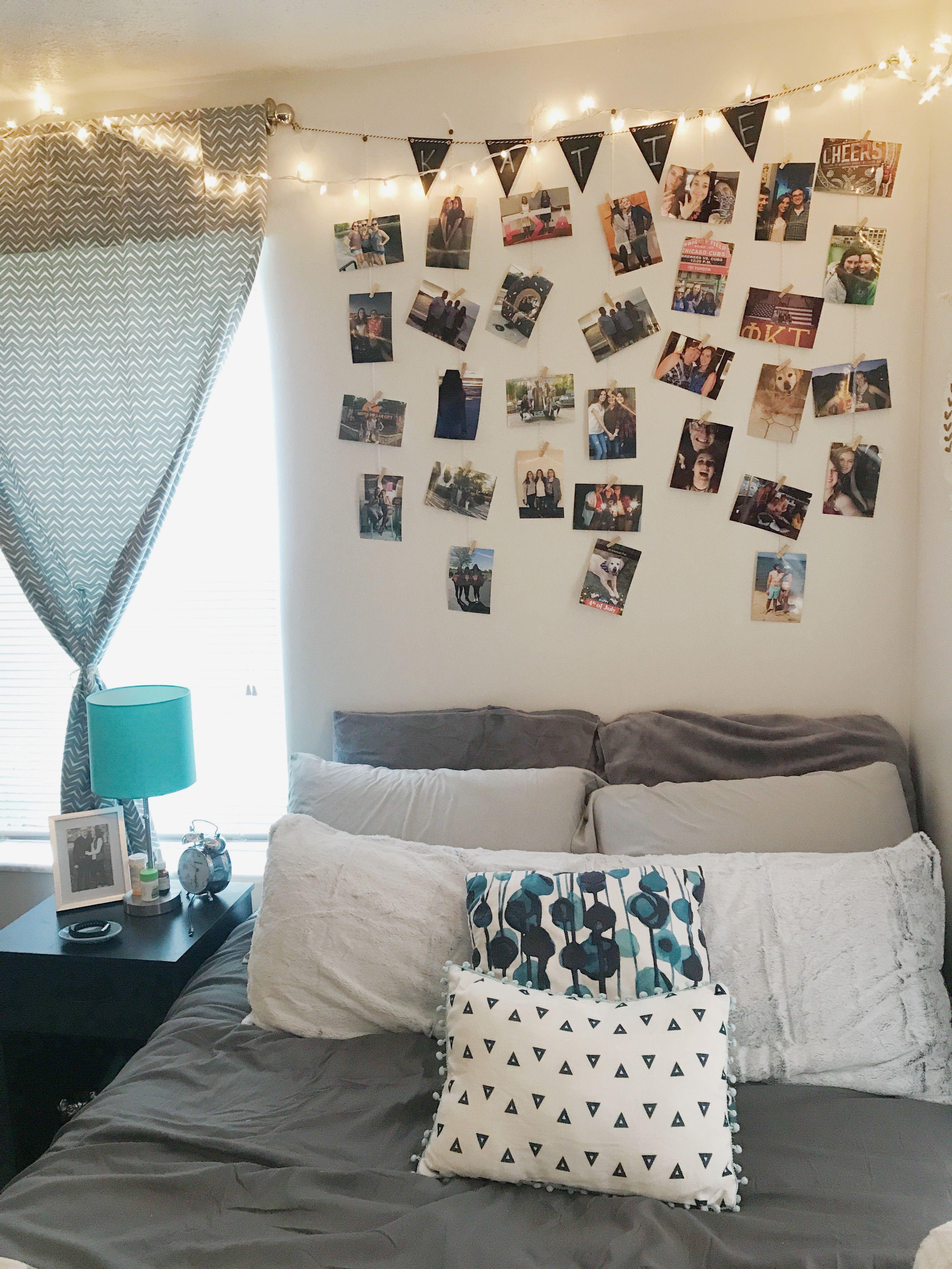 cute blue dorm bedding college apartment tumblr pictures cute