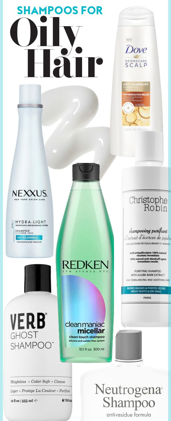 The Best Shampoos for KeepingOily Hair Under Control
