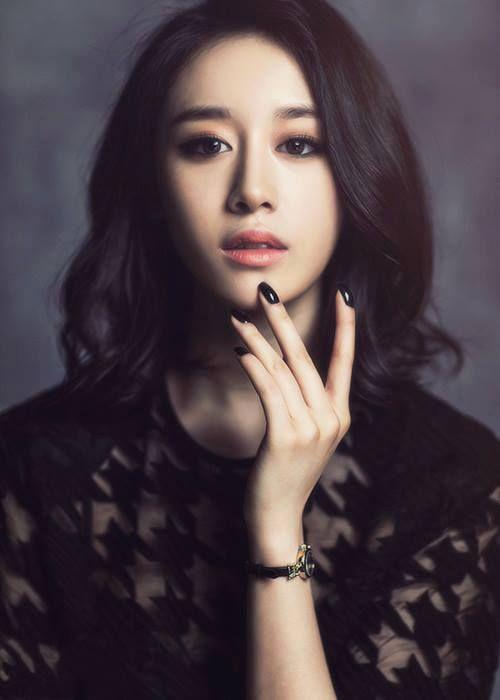 Jiyeon for a BNT International