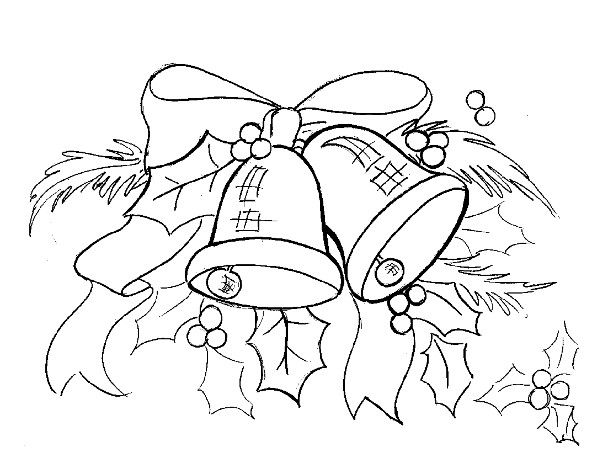 Full Size Christmas Coloring Pages | coloring Pages | Pinterest