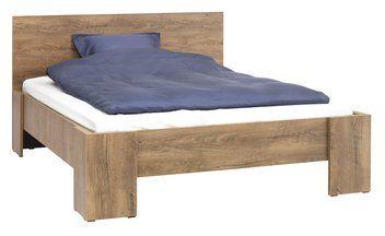 Rama łóżka Vedde 140x200cm Dąb Dziki Bedroom Bed Frame