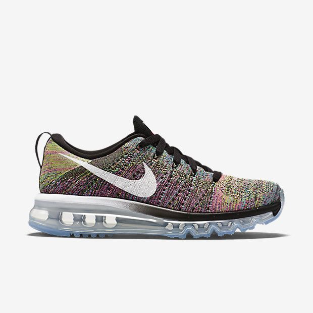 best website 800cc 079d7 Nike Flyknit Air Max Zapatillas de running - Mujer