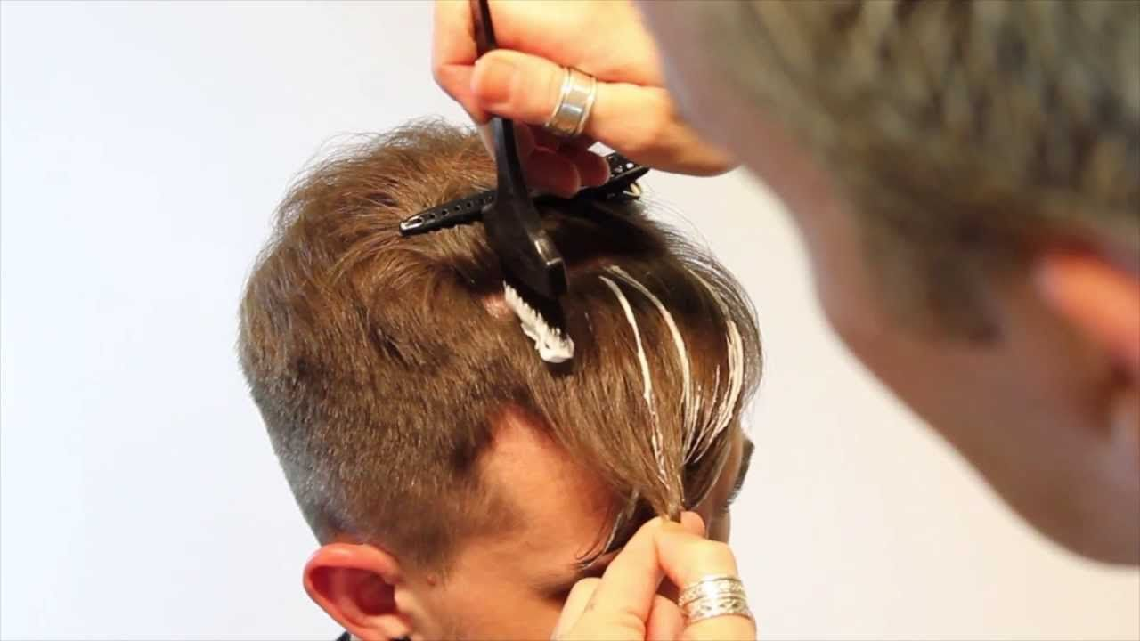 Pompadour haircut how to modernize a pompadour mens hair coloring