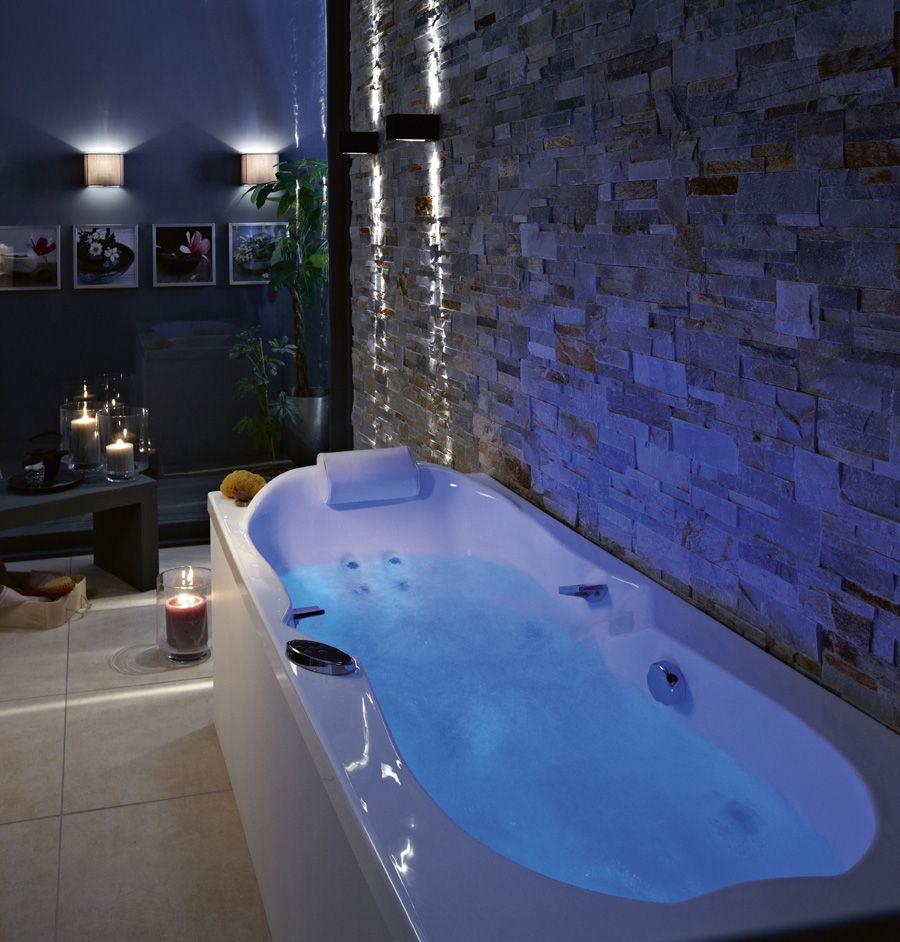 baignoire baln o salle de bains buanderie pinterest baignoire salle de bain et. Black Bedroom Furniture Sets. Home Design Ideas