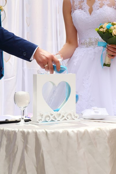 Wedding Sand Ceremony Heart Frame-Unity shadow sand ceremony box ...