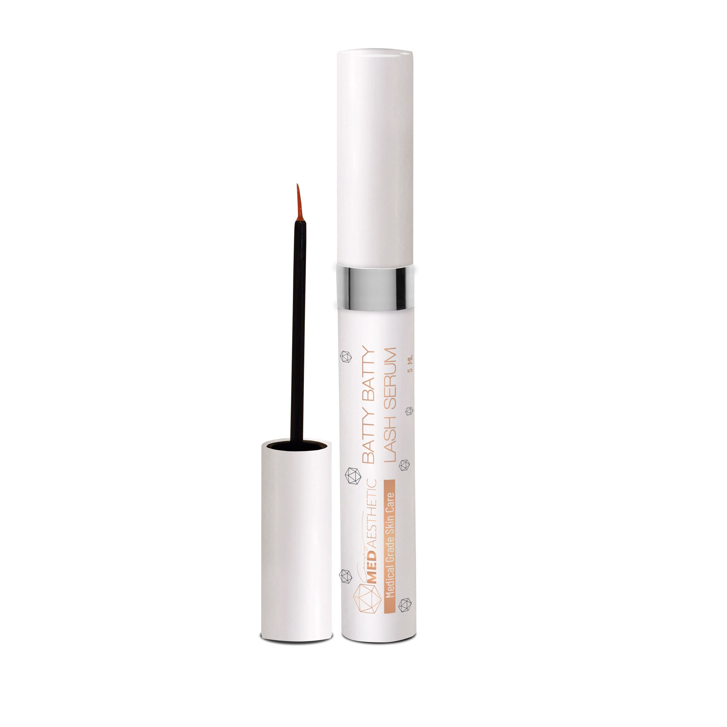 31c1b2852ac Batty Batty Lash Serum by Causey Med Aesthetic in Baton Rouge promotes  thicker, fuller and more luscious lashes with visible results within 2  weeks of ...