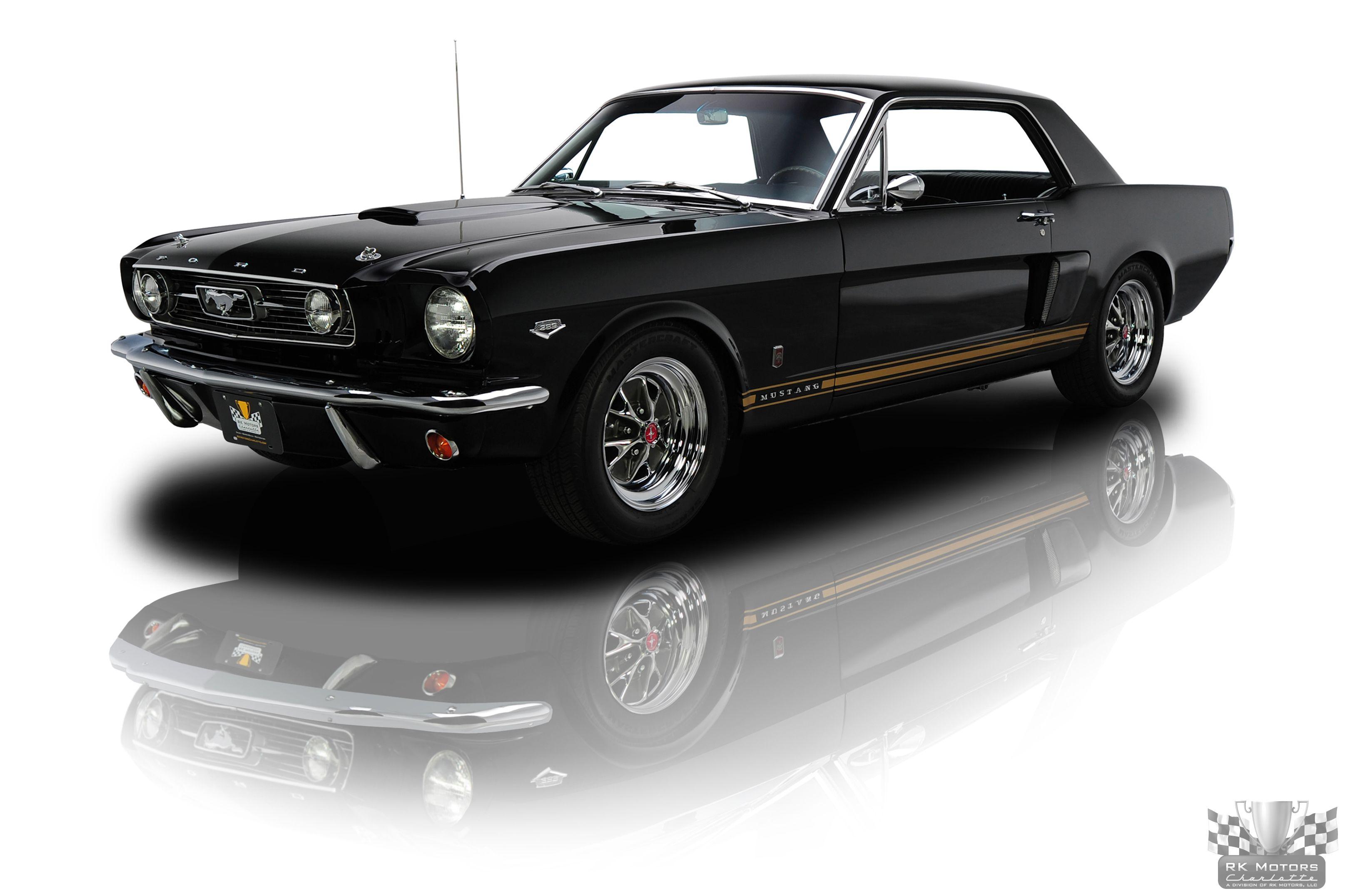 1966 Ford Mustang Gt 289 In 2020 Ford Mustang Ford Mustang Gt Mustang