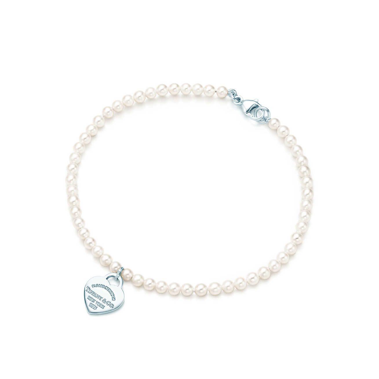 Return To Tiffany® Pearl Bracelet