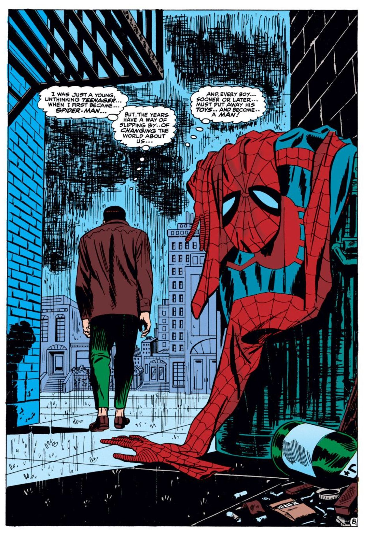 75 most iconic marvel comics moments 3016 komiksy