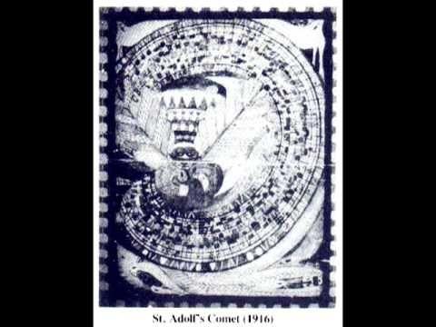 Déficit Des Années Antérieures - St Adolph's Comet. Necropolis, Amphibians & Reptiles - IV Interpretations Of Music By Adolf Wölfli. Graeme Revell - Musique Brut, 1986