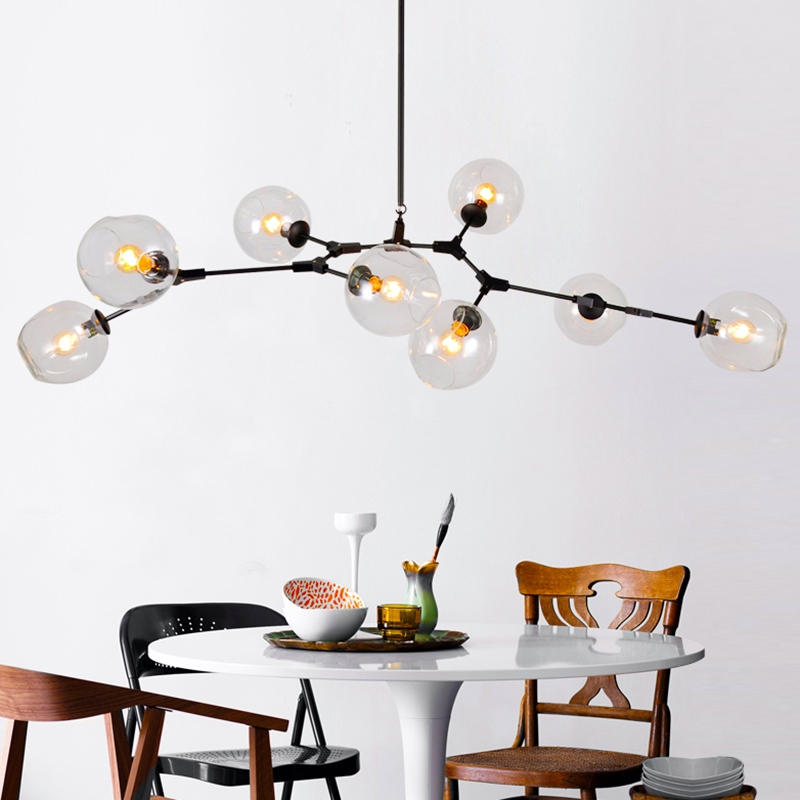 Lamps Quality Light Trick Directly From China Bulb Lamp Suppliers Vintage Loft Pendant Lights Black Gold Bar Stair Dining Room
