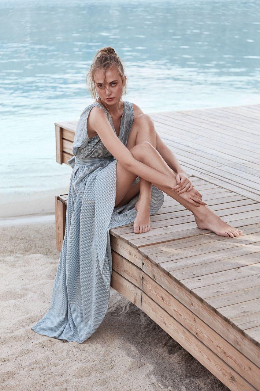 Marie Claire Turkey June 2017 Alexandra Tikerpuu by Cihan Alpgiray | Fashion Editorials – figürler-çizimler
