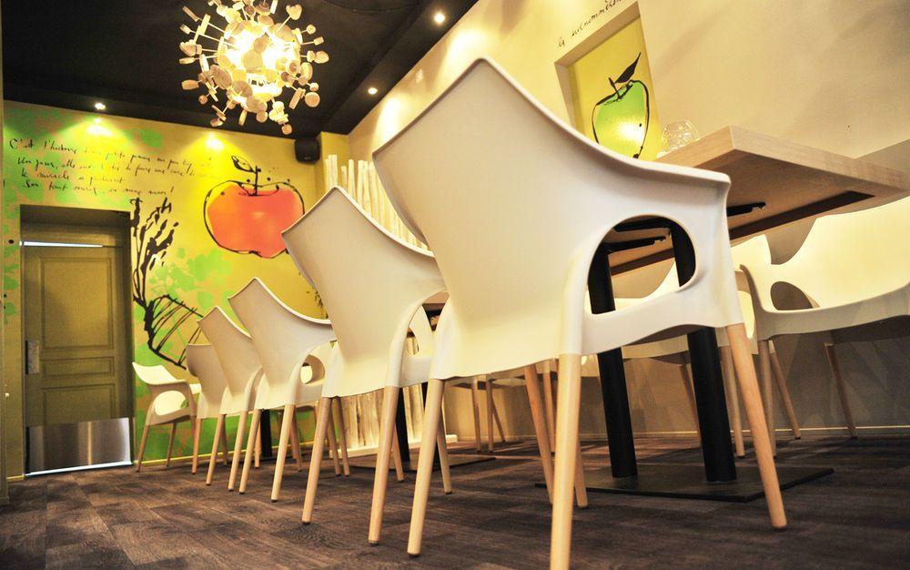 fauteuils de bar restaurant Ola natural Galiane, meubles et mobilier ...