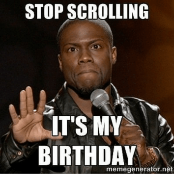 50 Funny Happy Birthday Memes Images Quotes Kevin Hart Funny Quotes Kevin Hart Meme