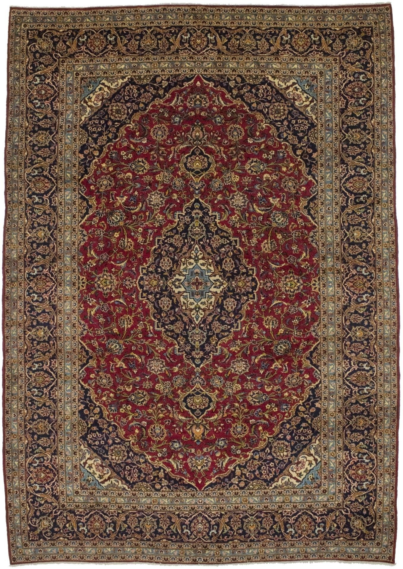 Antique Persian Rugs Nice Traditional Vintage Hand Knotted
