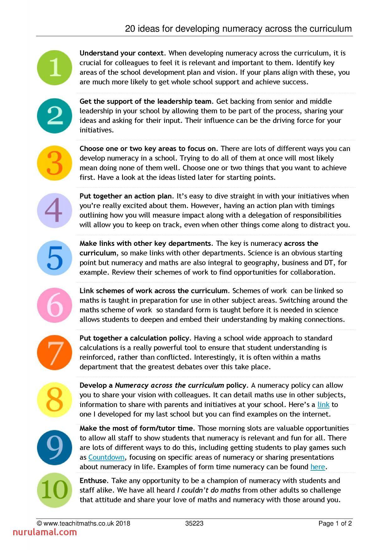 22 Basic Math For Adults Worksheets Stratagempurple