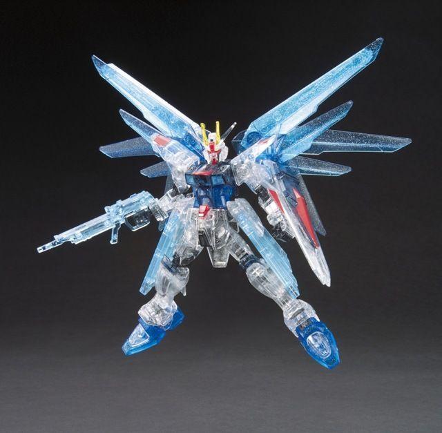 Bandai Gunpla Expo 2014 Limited MG 1//100 Gundam Ver.ka Mechanical Clear Japan for sale online