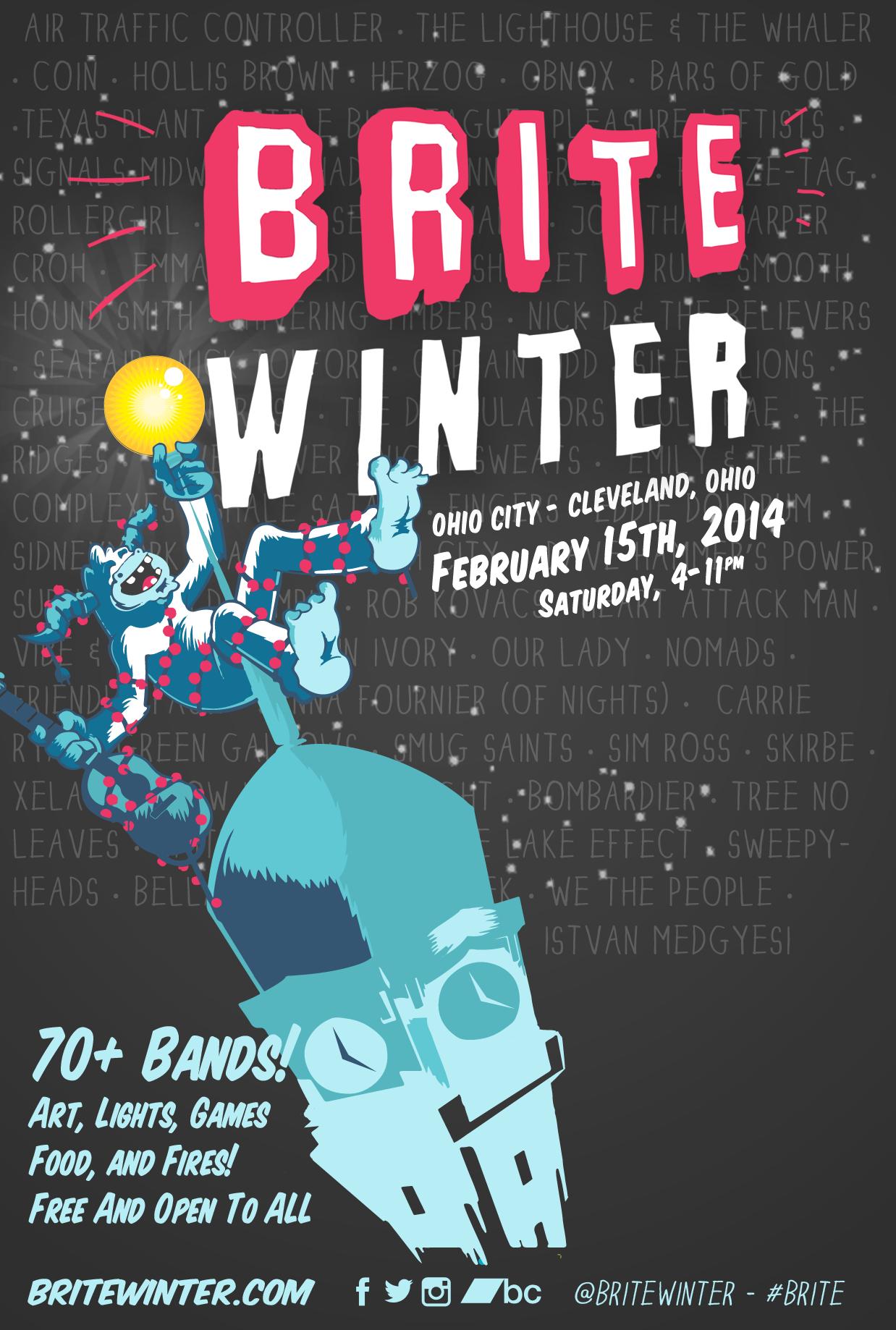 Brite Winter Festival February 15, 2014