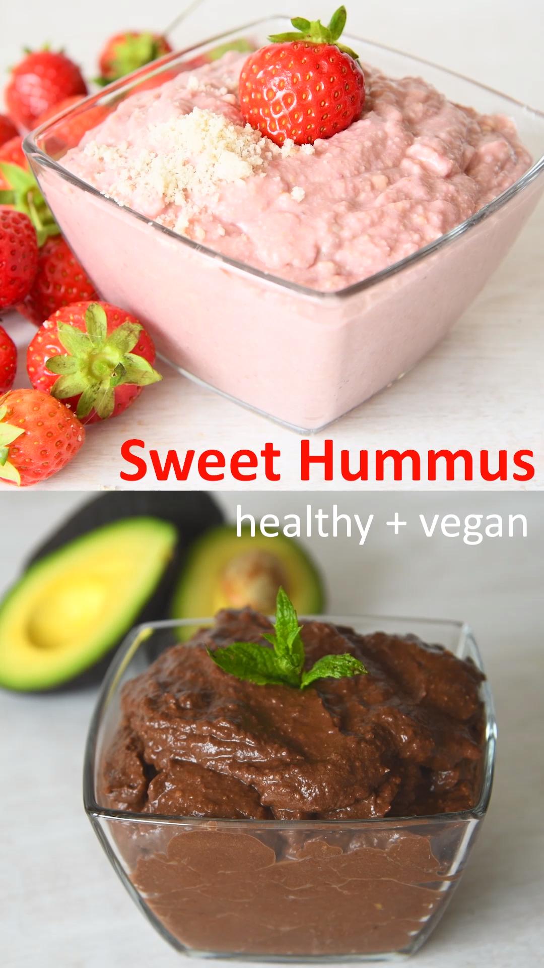Sweet Dessert Hummus