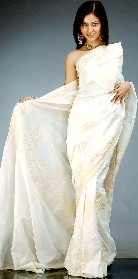 vestidos de novia hindu