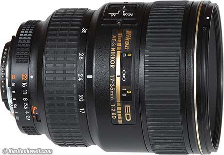 Nikon 17 35mm Nikon Lenses Photo Lens Vintage Lenses