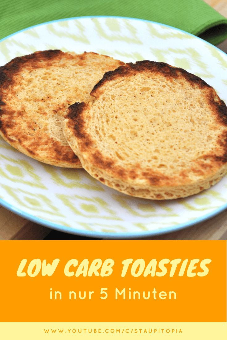 Low Carb Toasties #finecooking