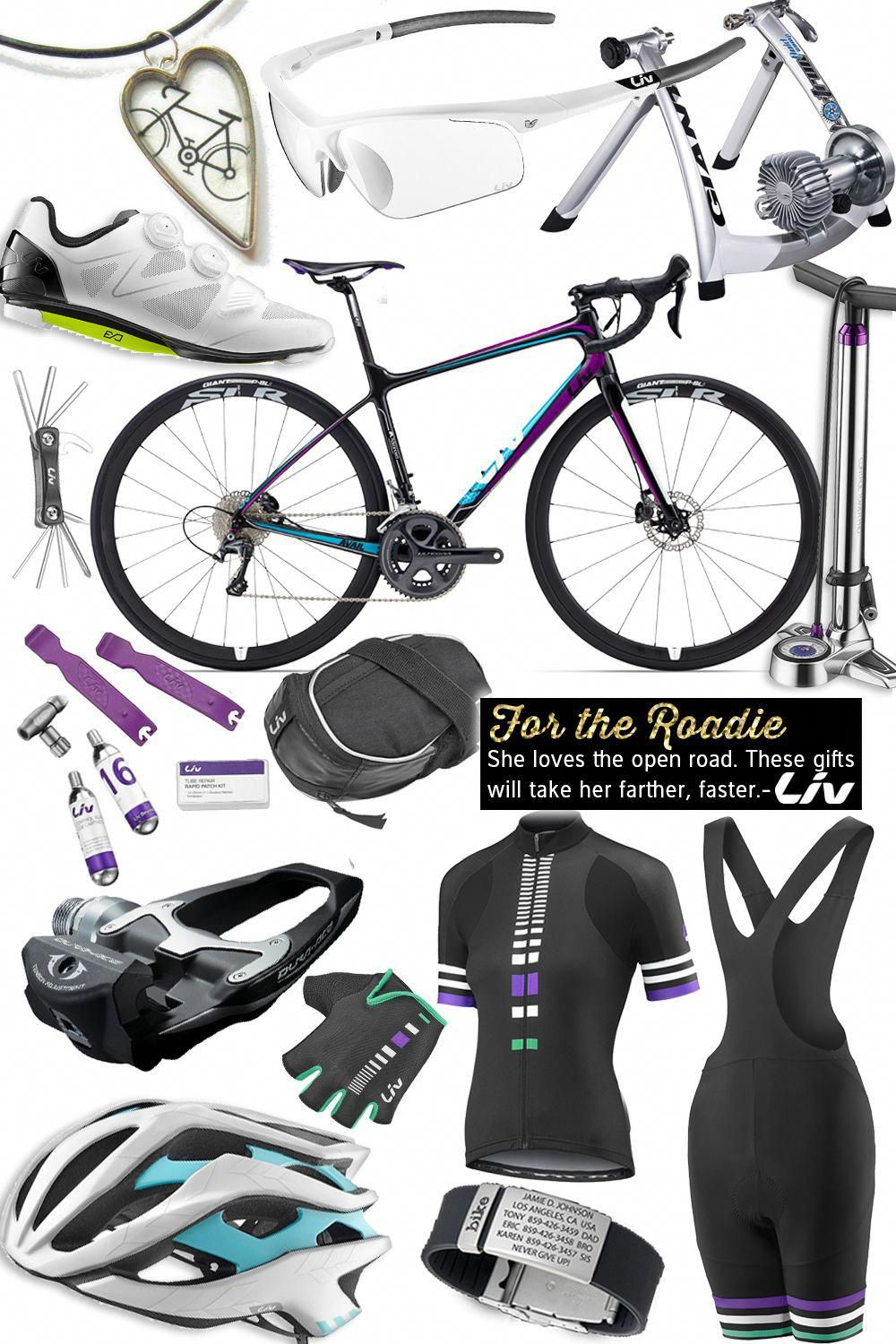 Holiday Gift Guide for Cyclists | Bike Gifts | Gifts for Road Cyclists | Liv-Cycling #roadbikequotes