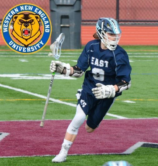 Connectlax Boys Recruit East Catholic Ct 2020 Fo Mf Desimone Commits To Western New England Http Western New England New England University Recruitment