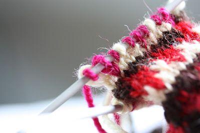 A's ALMANAKK: Har jo strikket litt også...