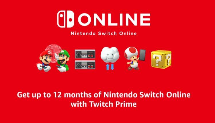 Hey, It's Free! Amazon Prime Free 12Months Nintendo