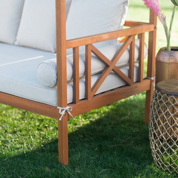 Belham Living Brighton Outdoor Daybed - Walmart.com in ... on Belham Living Brighton Outdoor Daybed id=13393